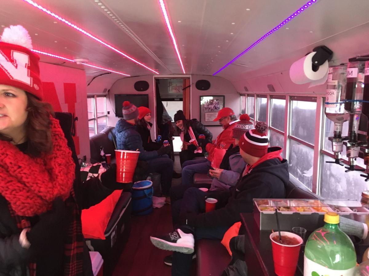Tailgate bus interior 111818