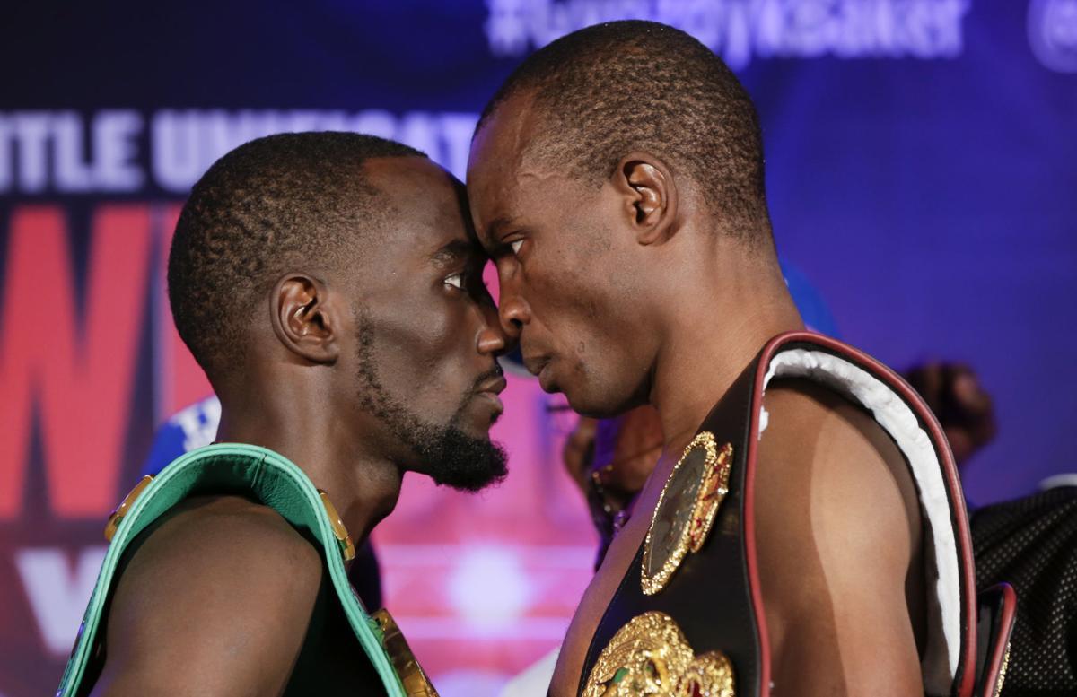 Crawford Indongo Boxing