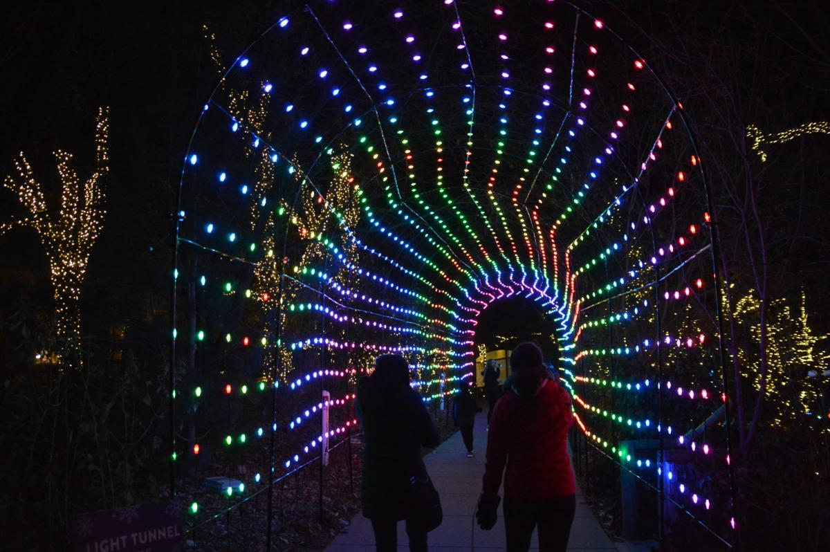 Lincoln Nebraska Christmas Lights 2020 Over 1,500 guests flocking each night to Lincoln's Zoo Lights
