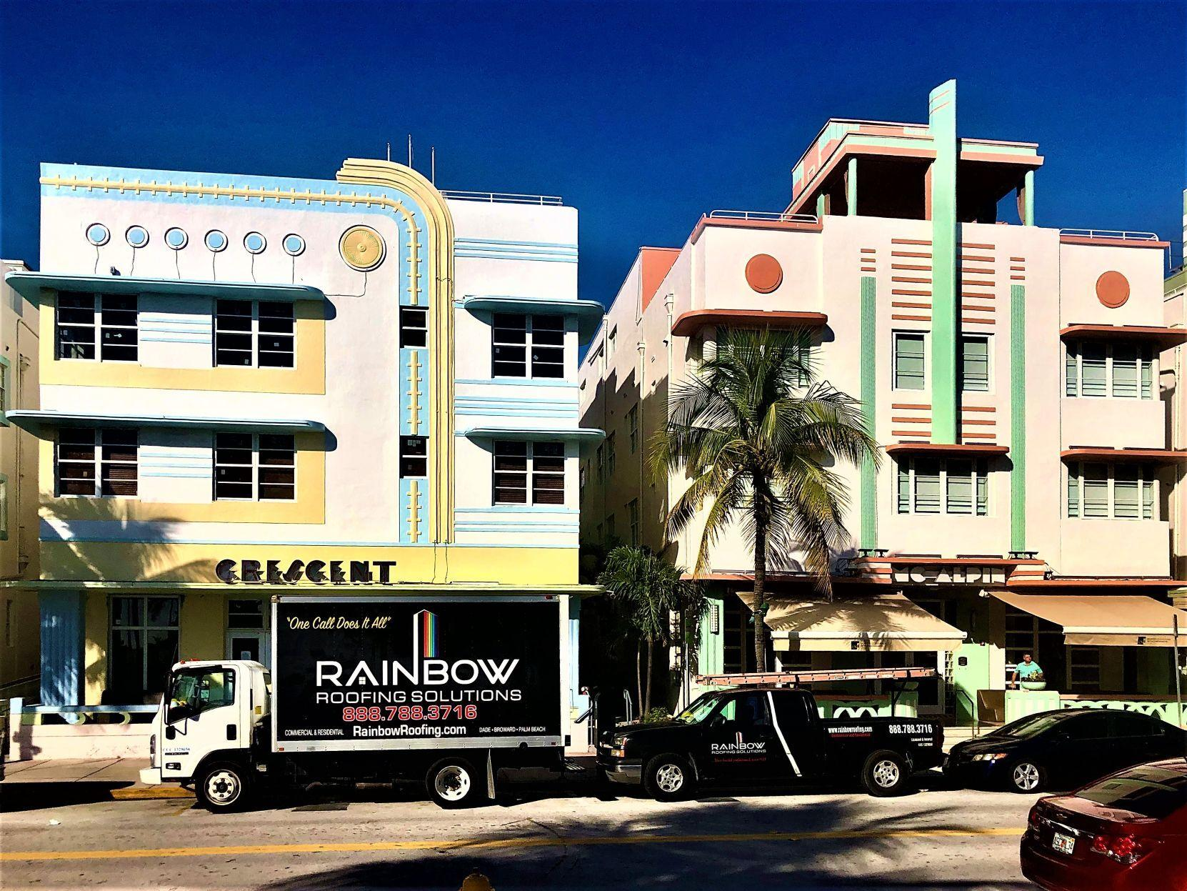 Covid Safe Travel See Art Deco Buildings In South Miami Beach Florida L Magazine Journalstar Com