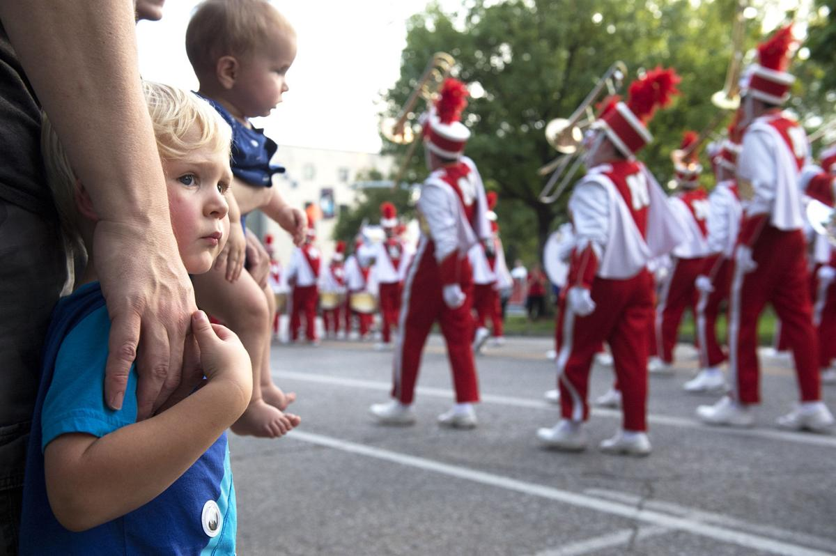 Nebraska Homecoming Parade, 9.22.2017