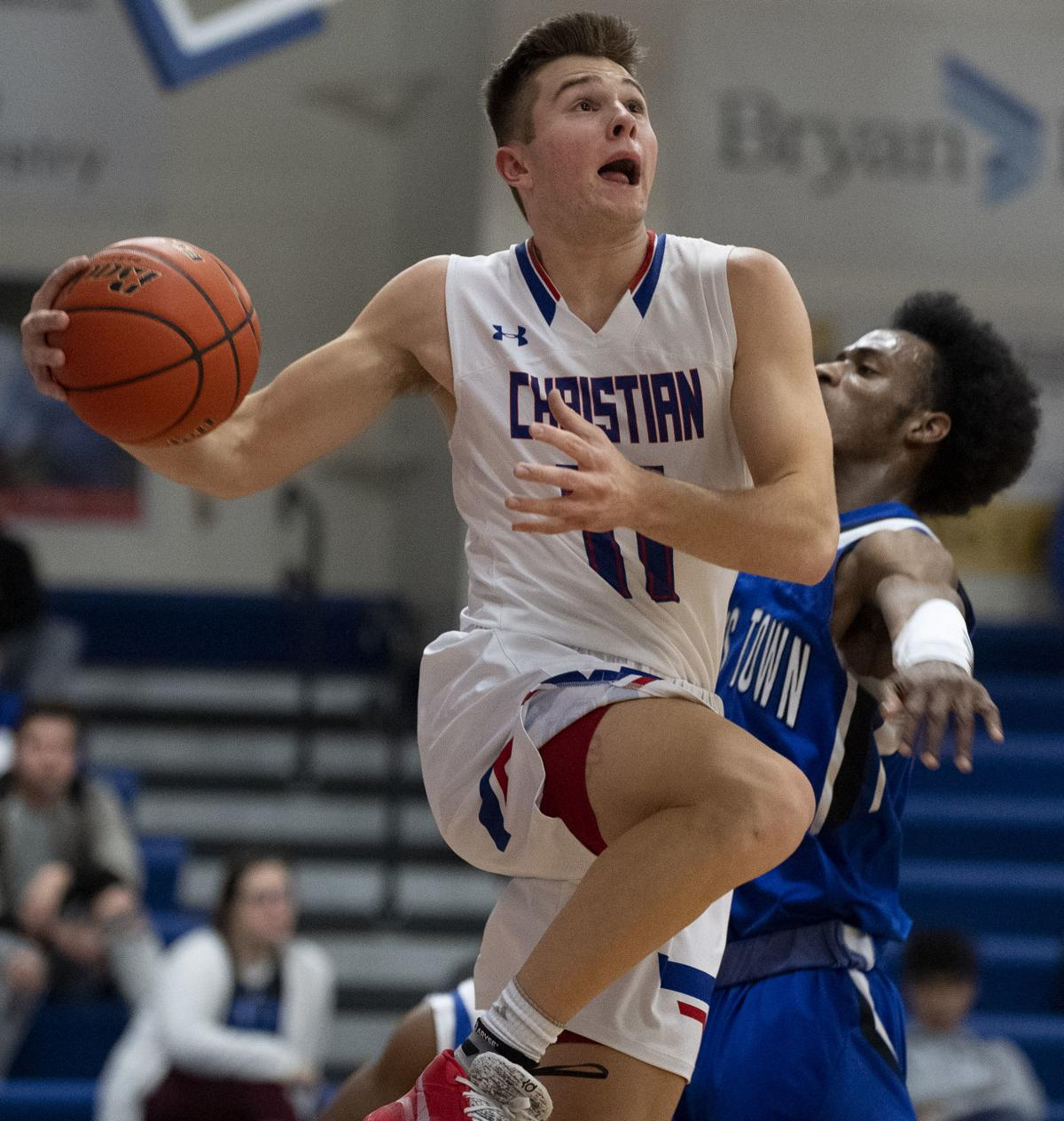 Boys Town vs. Lincoln Christian, 1.14