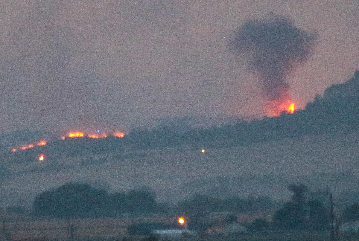 Scottsbluff fire