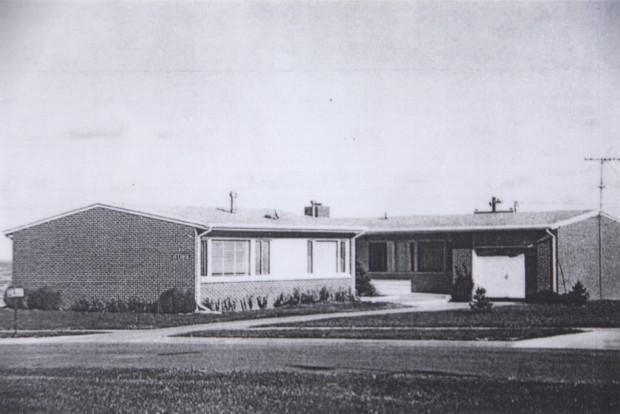 Huskerville house
