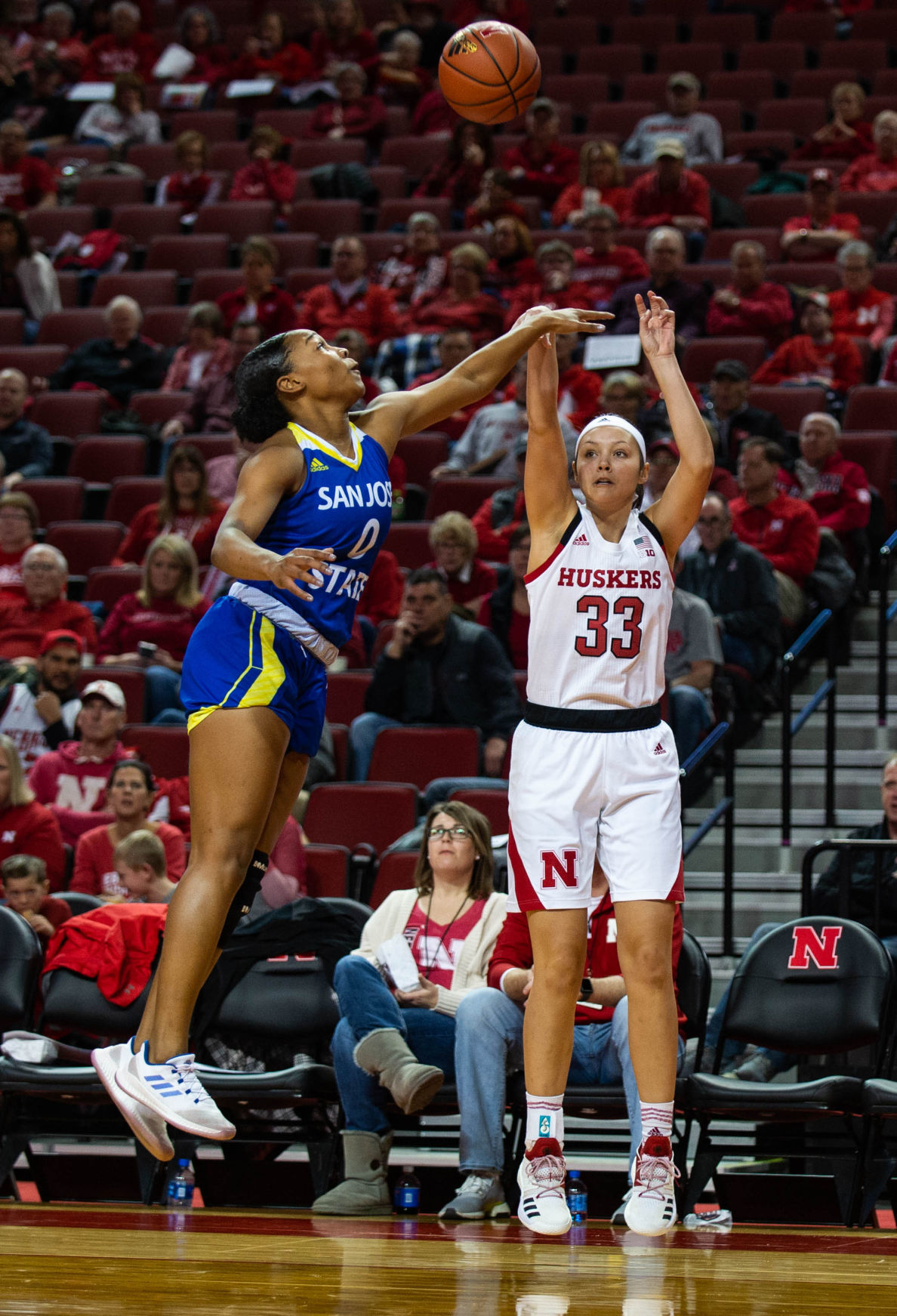 San Jose State vs. Nebraska, 12.8