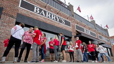Barry's Reopens, 10.2