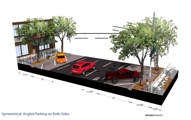 P Street Proposals
