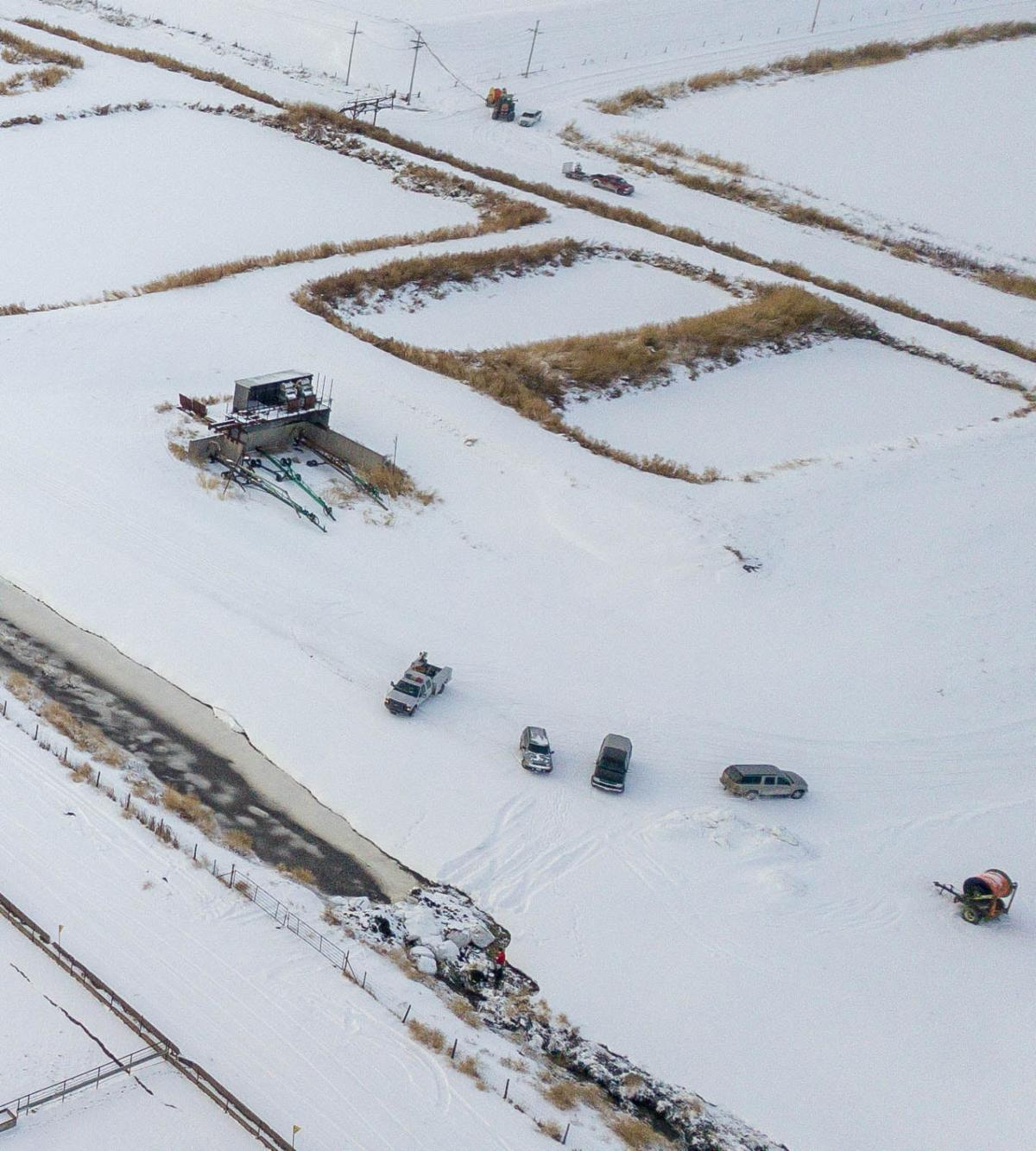 Mead AltEn Ethanol plant