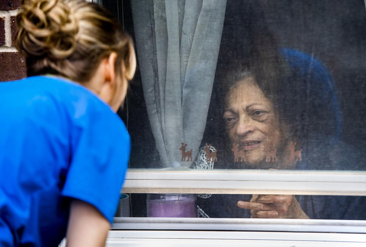 Virus Nursing Homes