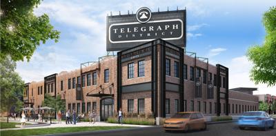 Telegraph District