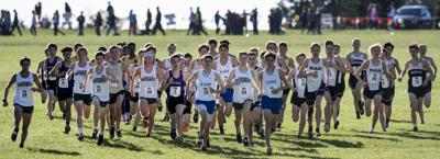 District Cross Country, 10.11.18