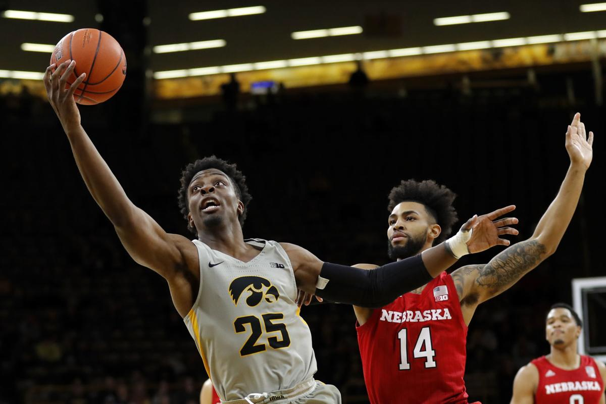 96f436f0def Another hard-to-swallow road loss drops Huskers to 1-3 in the Big ...