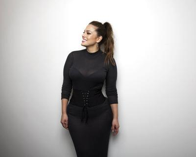 4429f11509 S.I. model Ashley Graham thrilled to share experience in hometown ...