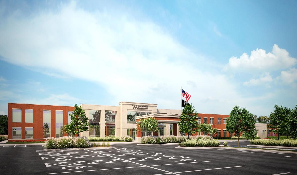 Veterans Administration health clinic