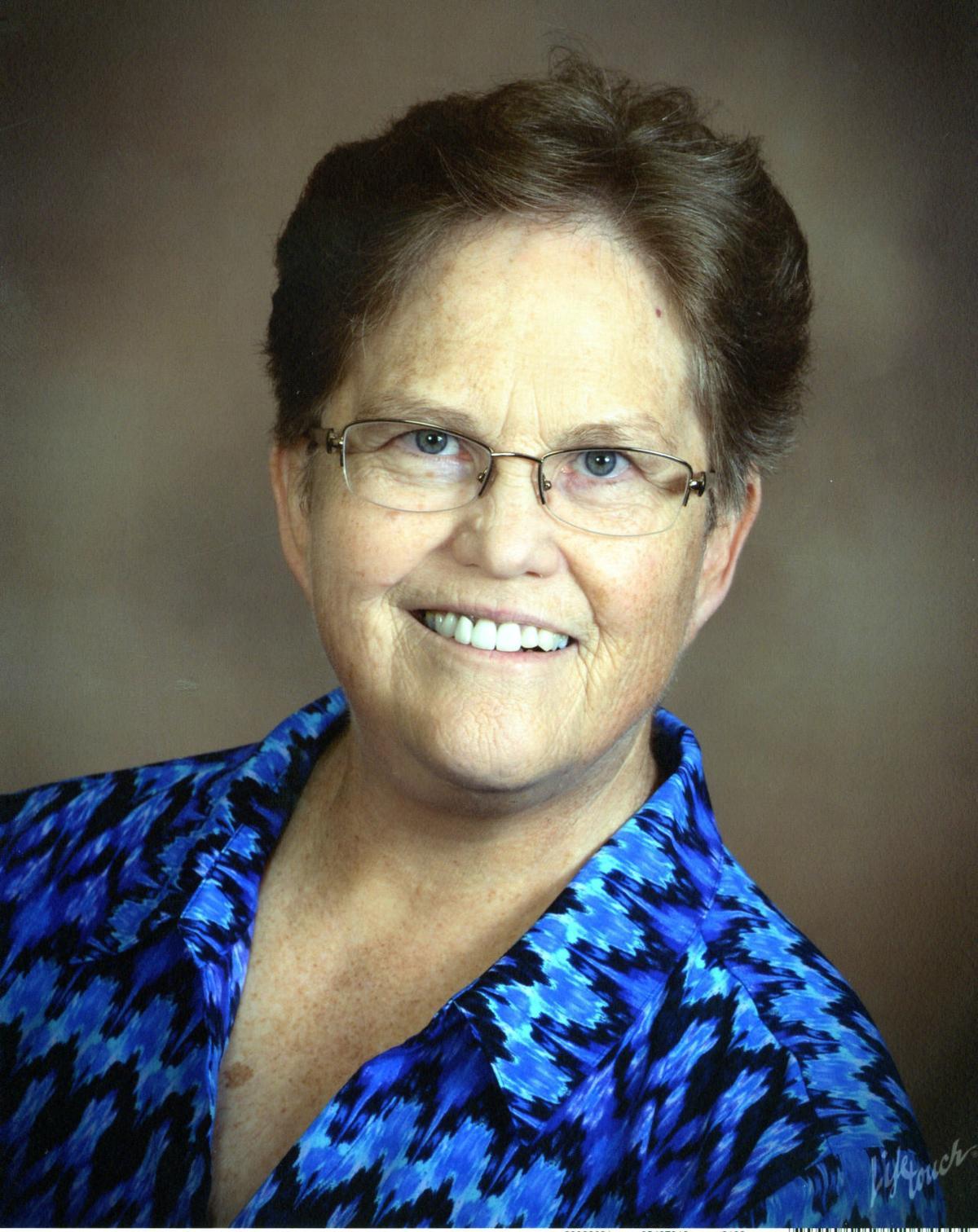 Mary J. Greenland