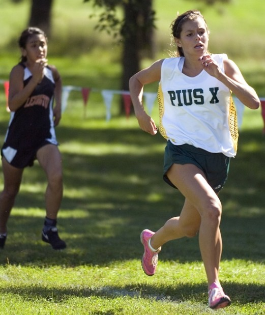 Pius X Runner Wants Shot At Mom S Marks Other