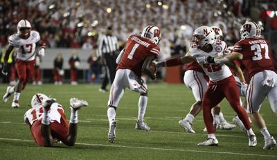 Nebraska vs Wisconsin, college football, 10.6.18