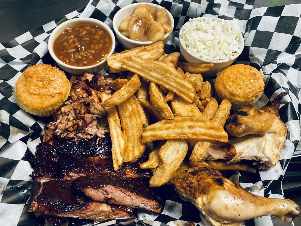 BBQ for Two from Parker's Smokehouse