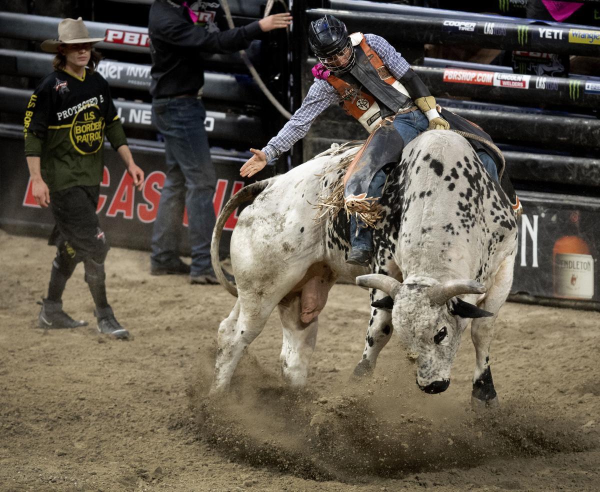 PBR Unleash the Beast rodeo, 10.3