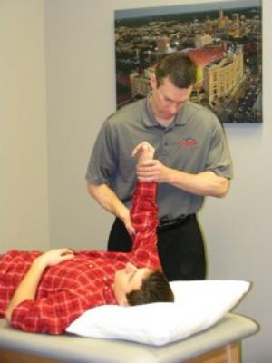 Physical Therapy of Arm