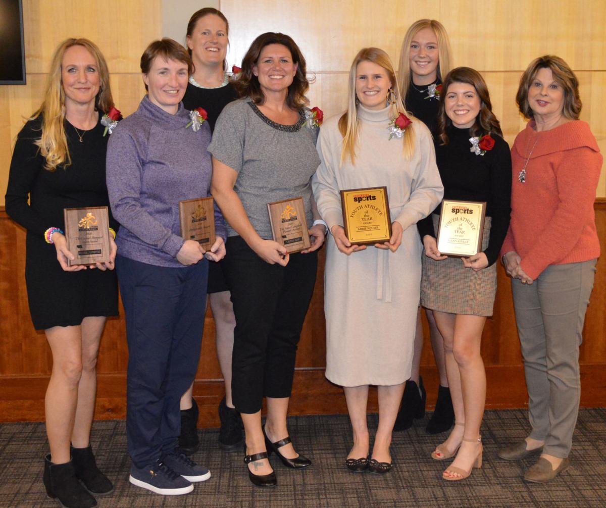 GWSF award winners