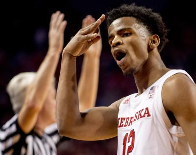 Nebraska men's hoops vs. Seton Hall, 11/14