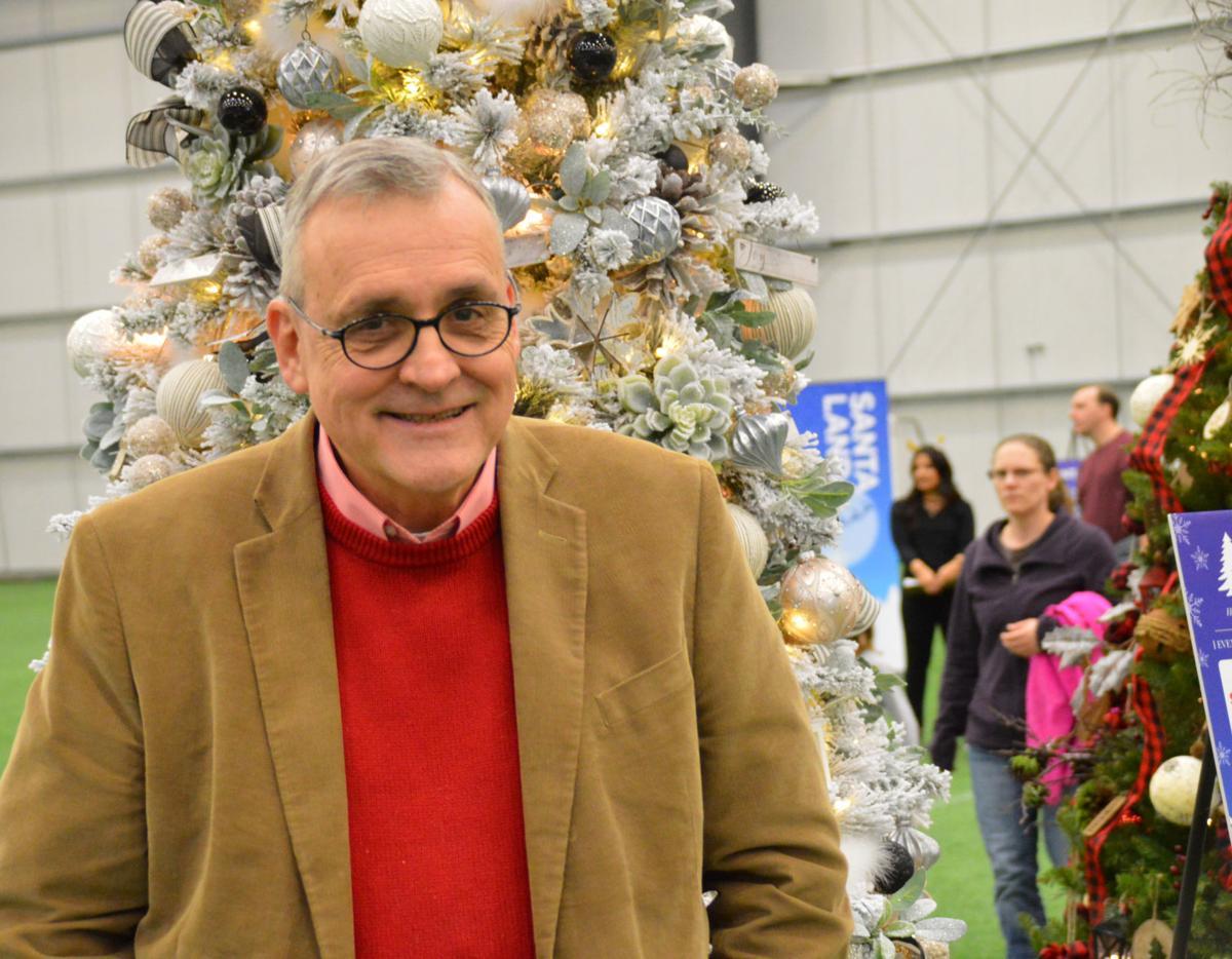 Pastor Tom Barber