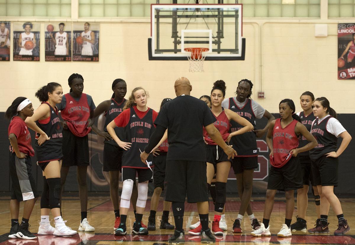Lincoln High girls basketball