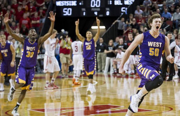State: Bellevue West vs. Omaha Westside, A, 3.15.14