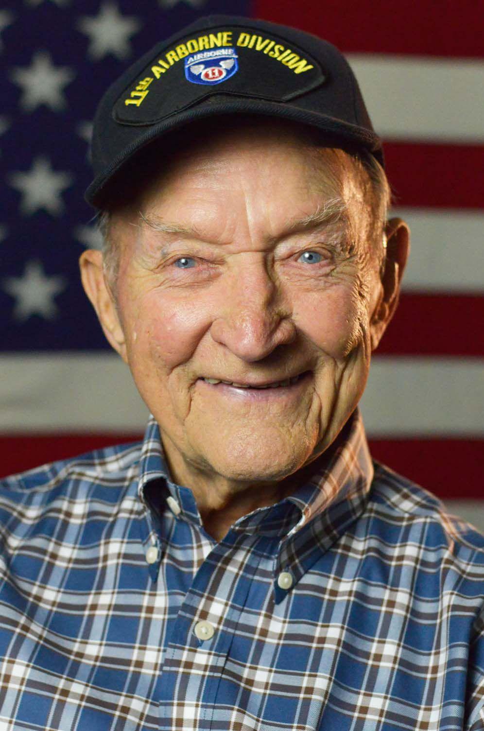Happy 95th Birthday Floyd Zobel!