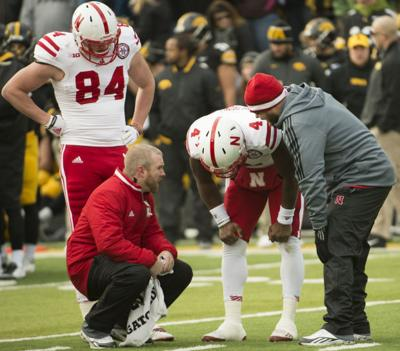 Nebraska vs. Iowa, 11.28.14