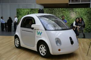 Self-driving fleets will pave the way.