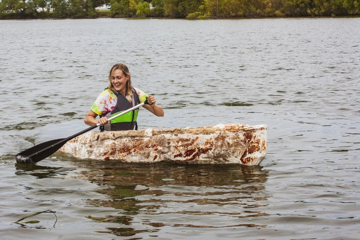 Ayers fungi canoe