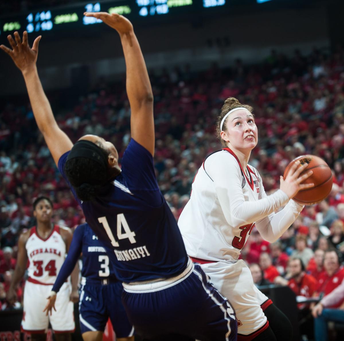 Northwestern vs. Nebraska, 2.28.16