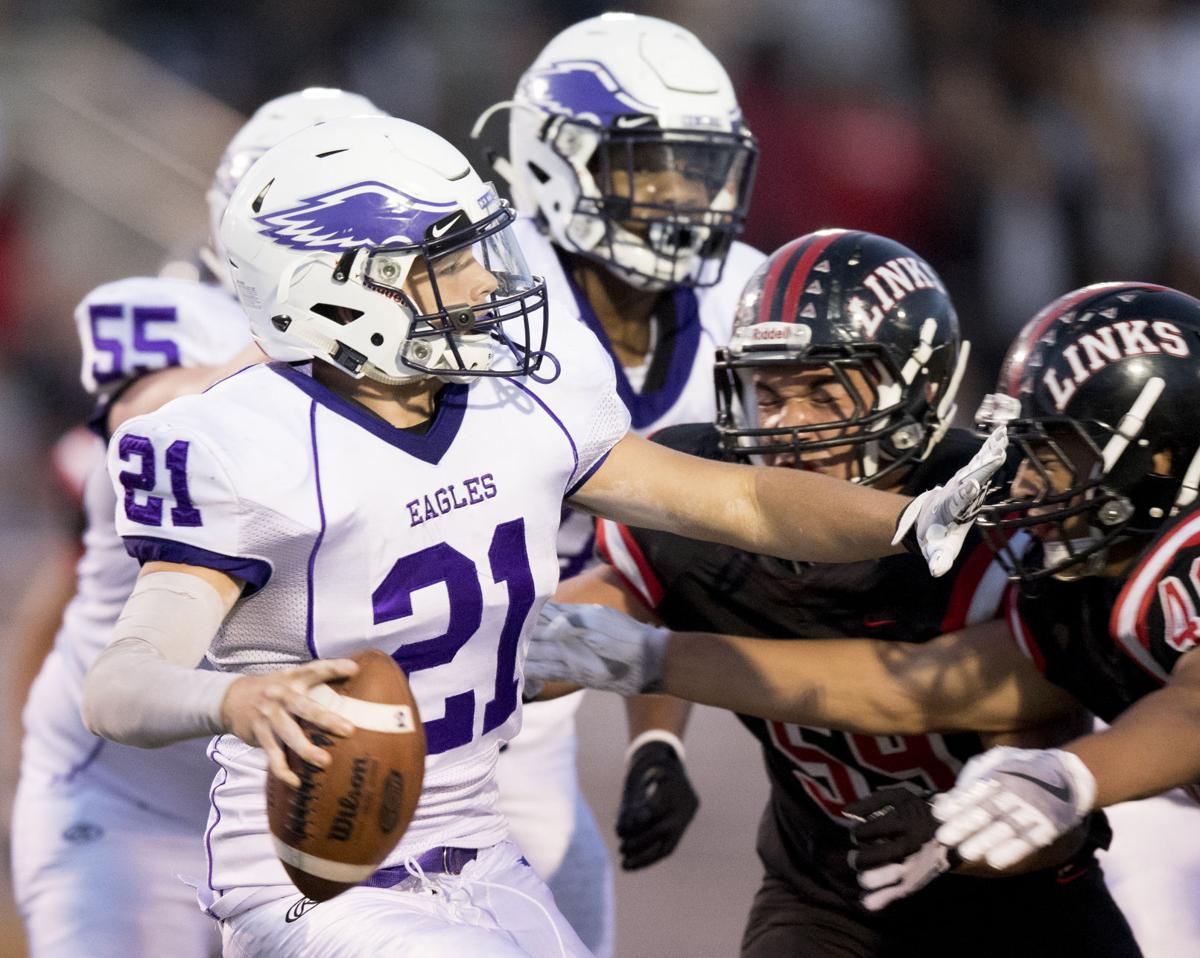 Omaha Central vs. Lincoln Lincoln, 9/28/17