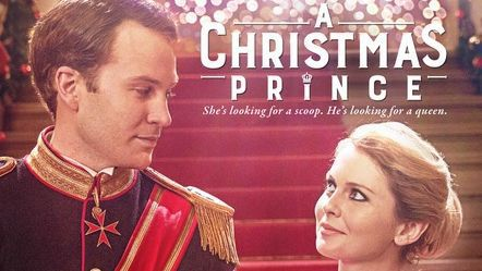 netflix released a christmas princean original film just for the holidays