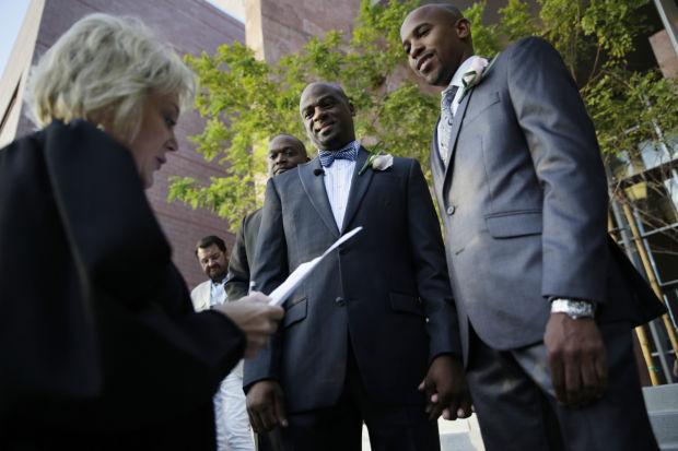 same sex marriage case studies in Henderson