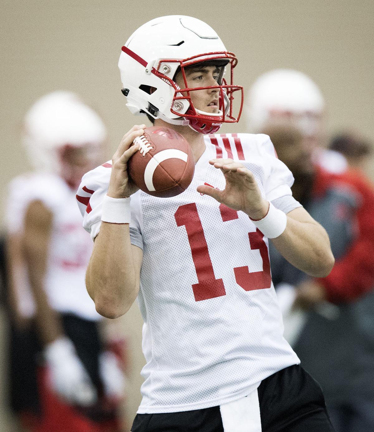 Nebraska First Football Practice of the Upcoming Season, 8.4.16