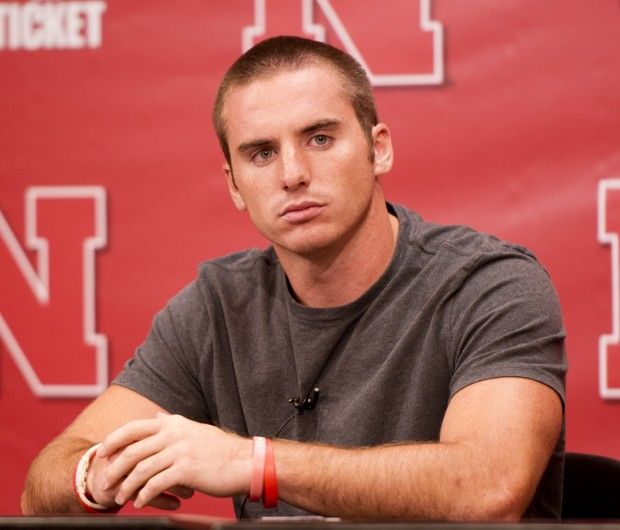 NU Football Players Press Conference, 8.3.2012