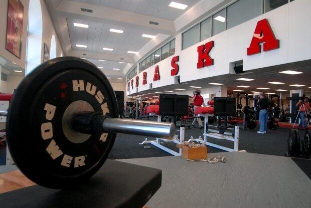 Nebraska weight room facilities