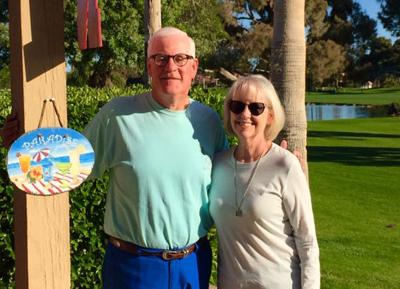Lincolnite hits hole-in-one in LaQuinta, California