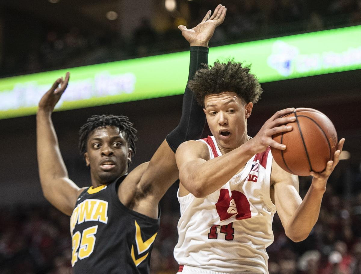 1f216c2c797 Husker hoops notes: Trueblood goes down in history; deep respect for  seniors; Watson's strong finish | Men's Basketball | journalstar.com