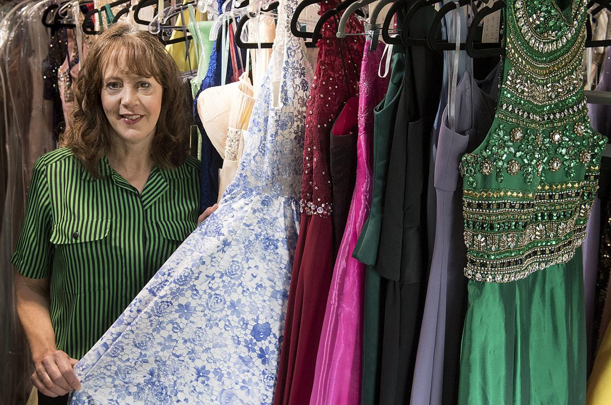 durable modeling moderate cost select for official Lincoln entrepreneur opens up formal dress rental shop in ...