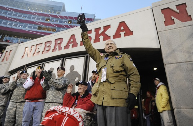 Brian Rosenthal: Former Husker Dion Booker in the Army now