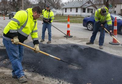 Pothole Patching 3.29