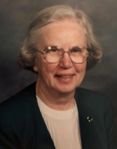 Shirley M. Ohles