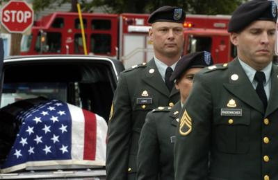 U S  service members with Nebraska connections killed in Iraq