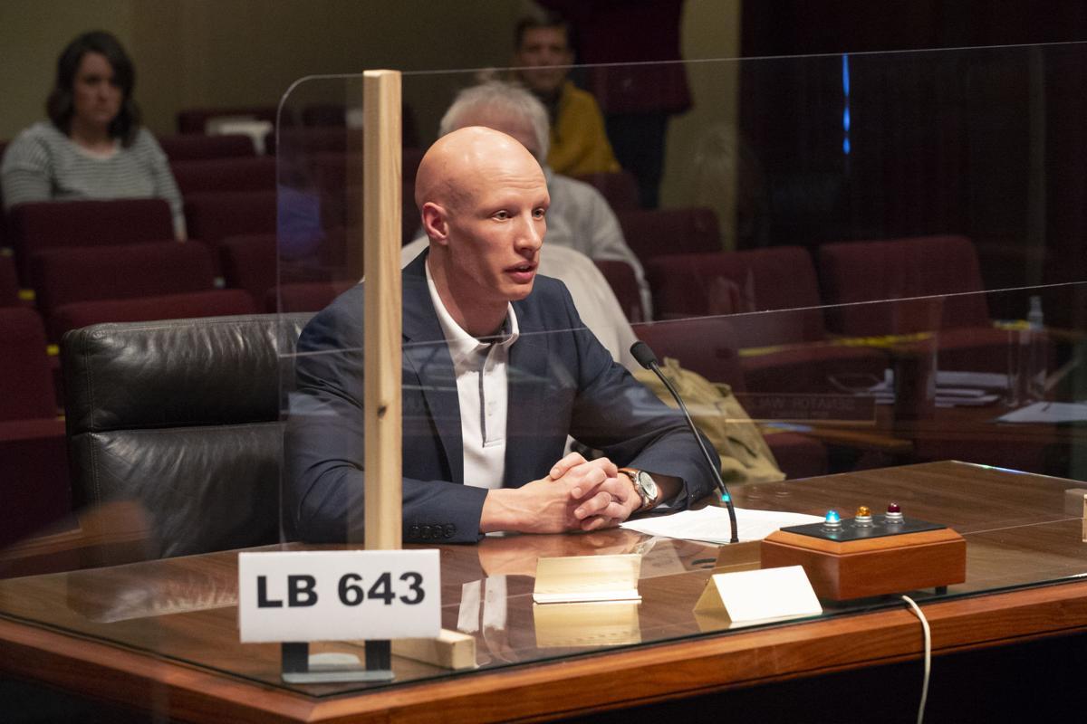 Anti-vaccine legislative hearing