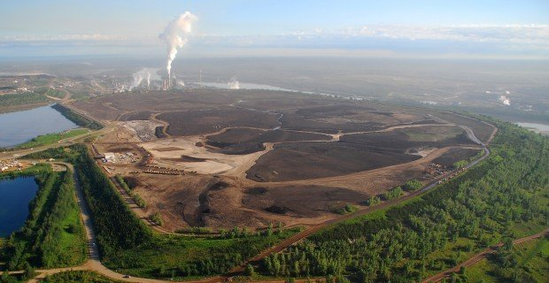 Suncor Energy tar sands oil
