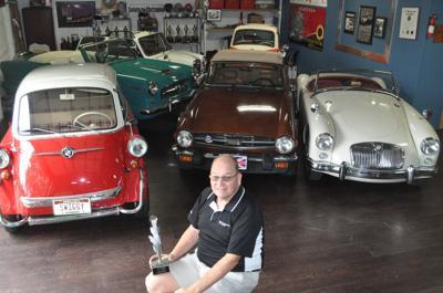 Brad Swiggart car collection